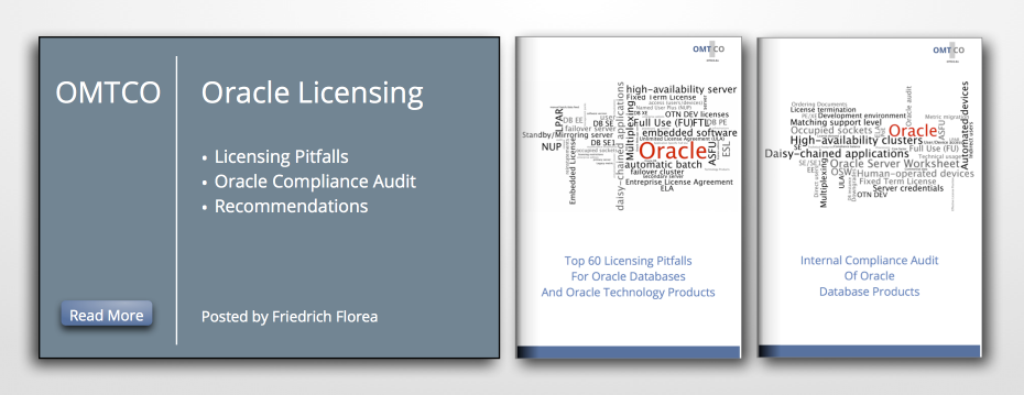 3 - Oracle Licensing
