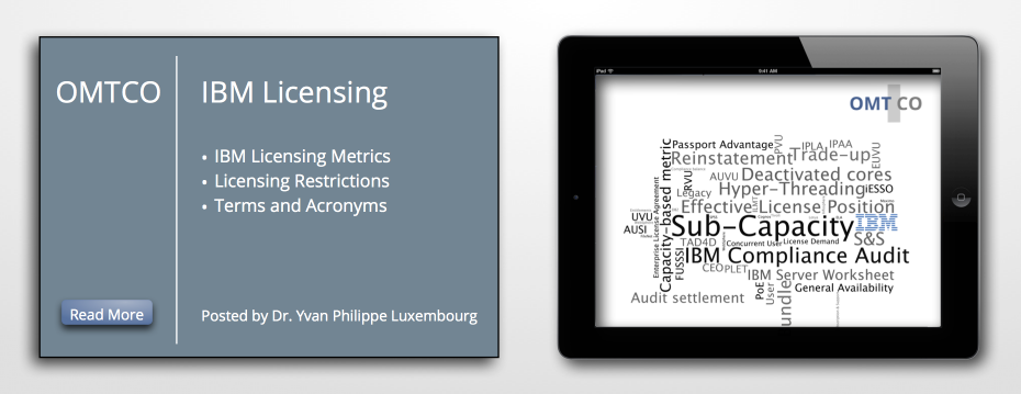 4 - IBM Licensing