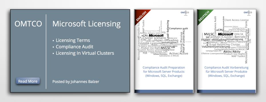 5 - Microsoft Licensing