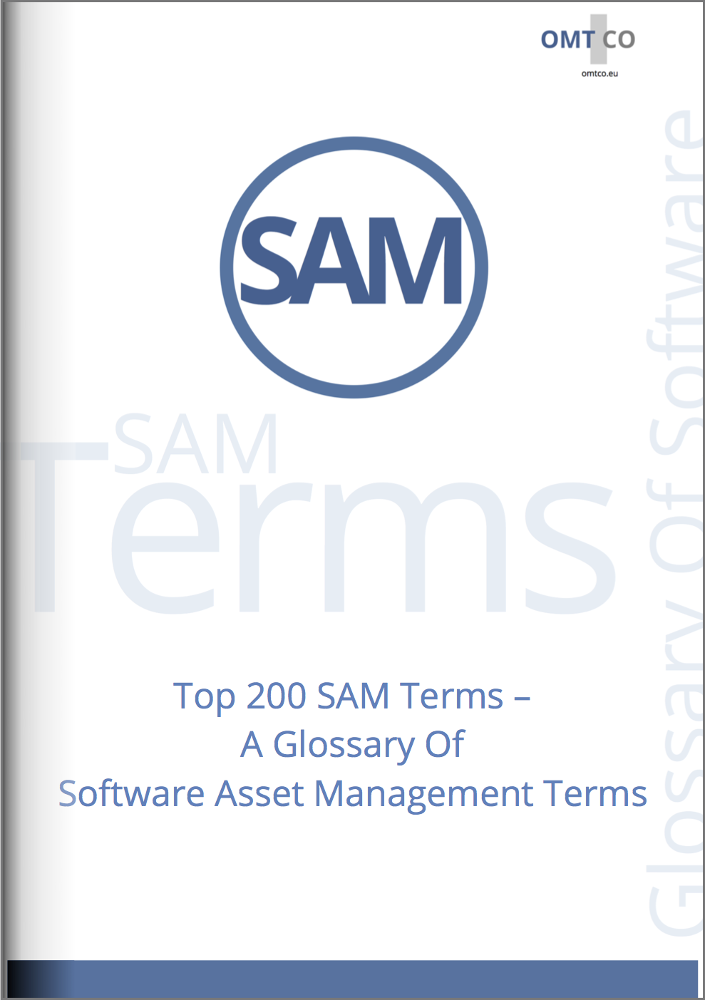 Top 200 Sam Terms A Glossary Of Software Asset