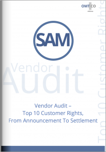 OMTCO - Vendor Audit Top 10 Customer Rights From Announcement To Settlement