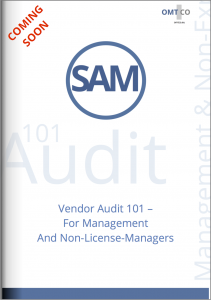 OMTCO - Vendor Audit 101 For Management And Non-License-Managers